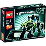 lego technic 8110 unimog u400 spielzeug. Black Bedroom Furniture Sets. Home Design Ideas