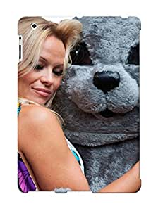 Ipad 2/3/4 Case Slim [ultra Fit] Pamela Anderson Protective Case Cover(best Gift Choice For Friends) by icecream design