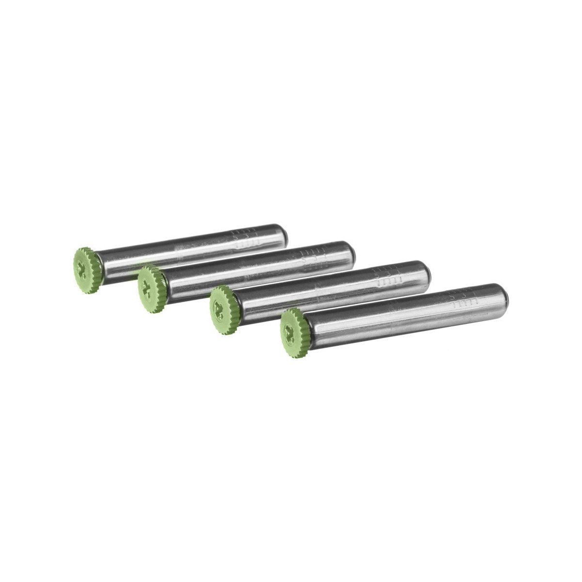 Scarpa Rottefella NTN Freeride Power Tubes Soft (Green)