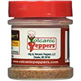 Volcano Dust 1 - Smoked Habanero and Red Pepper - Hot
