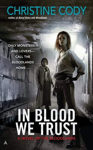 book cover of In Blood We Trust