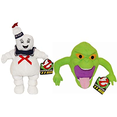 """Ghostbusters 15"""" Plush Set of 2: Toys & Games"""