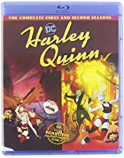 Harley Quinn: The Complete First & Second Seasons