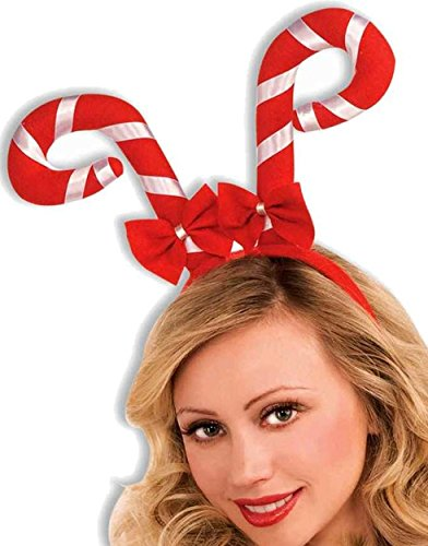 Forum Novelties Candy Cane Antler Headband