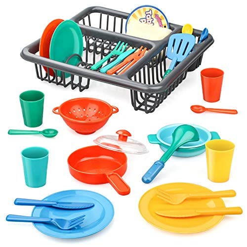 GrowthPic Pretend Play Kitchen