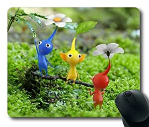Customizablestyle Video Game Pikmin Mousepad, Customized Rectangle Diy Mouse Pad