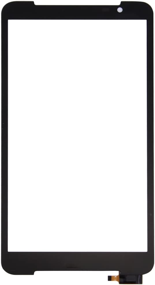 LUOKANGFAN LLKKFF Spare Parts for Smartphone Touch Panel for Acer Iconia Talk S / A1-724 (Black) Replacement Parts (Color : Black)