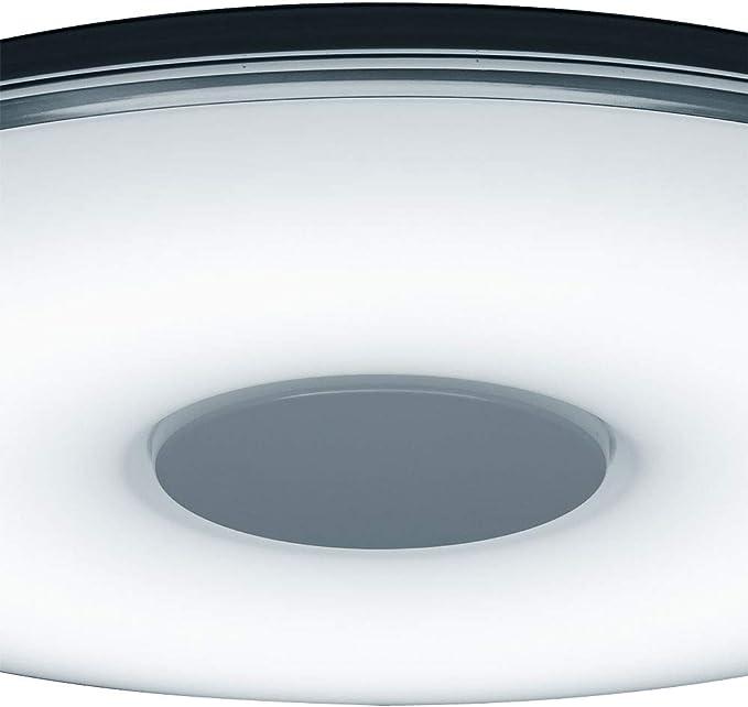 Trio Tokyo - Plafón con LED SMD integrado de 50W. Con mando a ...
