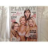 Playboy Magazine February 1997 Special Issue Love & Lingerie with Echo Johnson