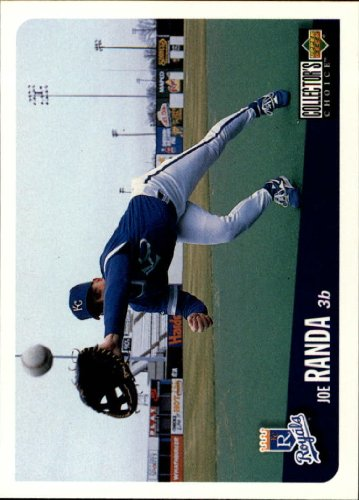 1996 Collectors Choice #577 Joe Randa at Amazons Sports Collectibles Store