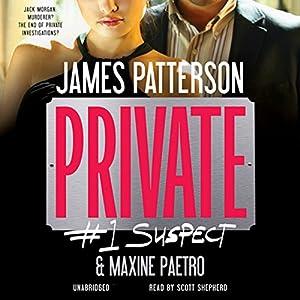 Private: #1 Suspect Audiobook