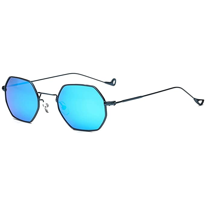 LOMEDO Polygon Sunglasses for Women Shade Glasses UV400 Fashion