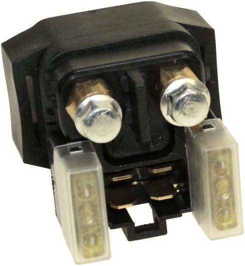 Anlasser Relais Starterrelais Schalt Magnet 12v4 Pins Für Yamaha Vmx 17 Xj6 Xp Xt Xvs Yfm Yp Yzf Auto