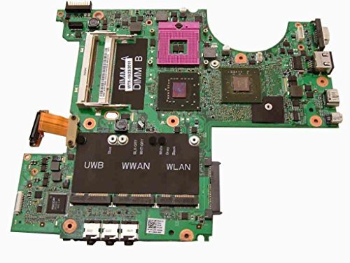 Photo - Laptop Motherboard (System Mainboard) with Nvidia Geforce 8600M GS 256mb Video F125F for Dell XPS M1530
