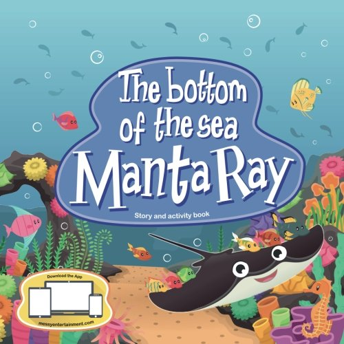 The Bottom Of The Sea - Manta Ray (Ocean Series) (Volume ()