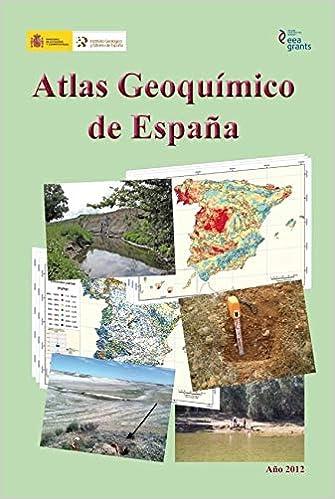Atlas Geoquímico de España (Recursos minerales): Amazon.es ...