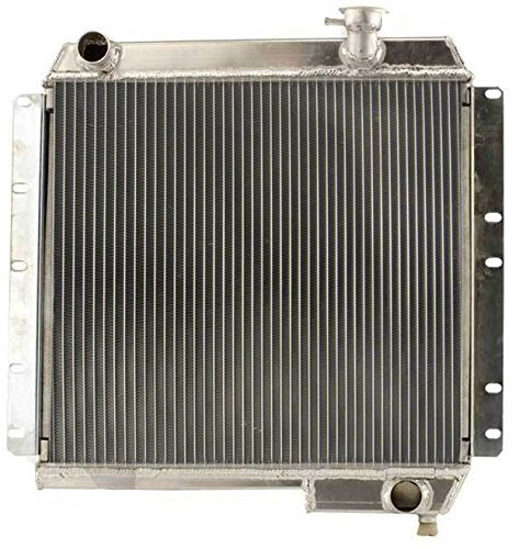 (OPL HPR053 Aluminum Radiator For Toyota Land Cruiser (Manual Transmission))