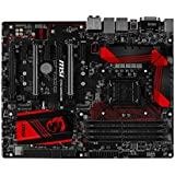 MSI Enthuastic Gaming Intel Z170A  LGA 1151 DDR4 USB 3.1 ATX Motherboard (Z170A Gaming M5)