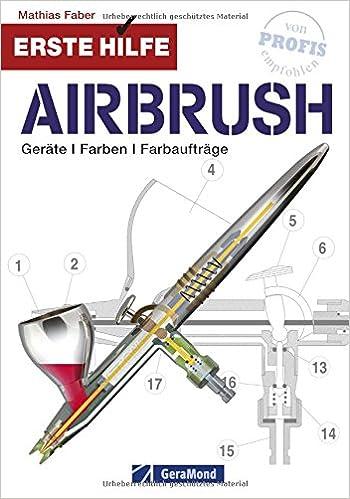 Airbrush Modellbau und Modellbahn: Geräte, Farben und Farbaufträge ...