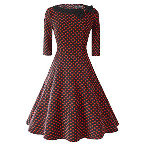 1950 dress fashion - 6
