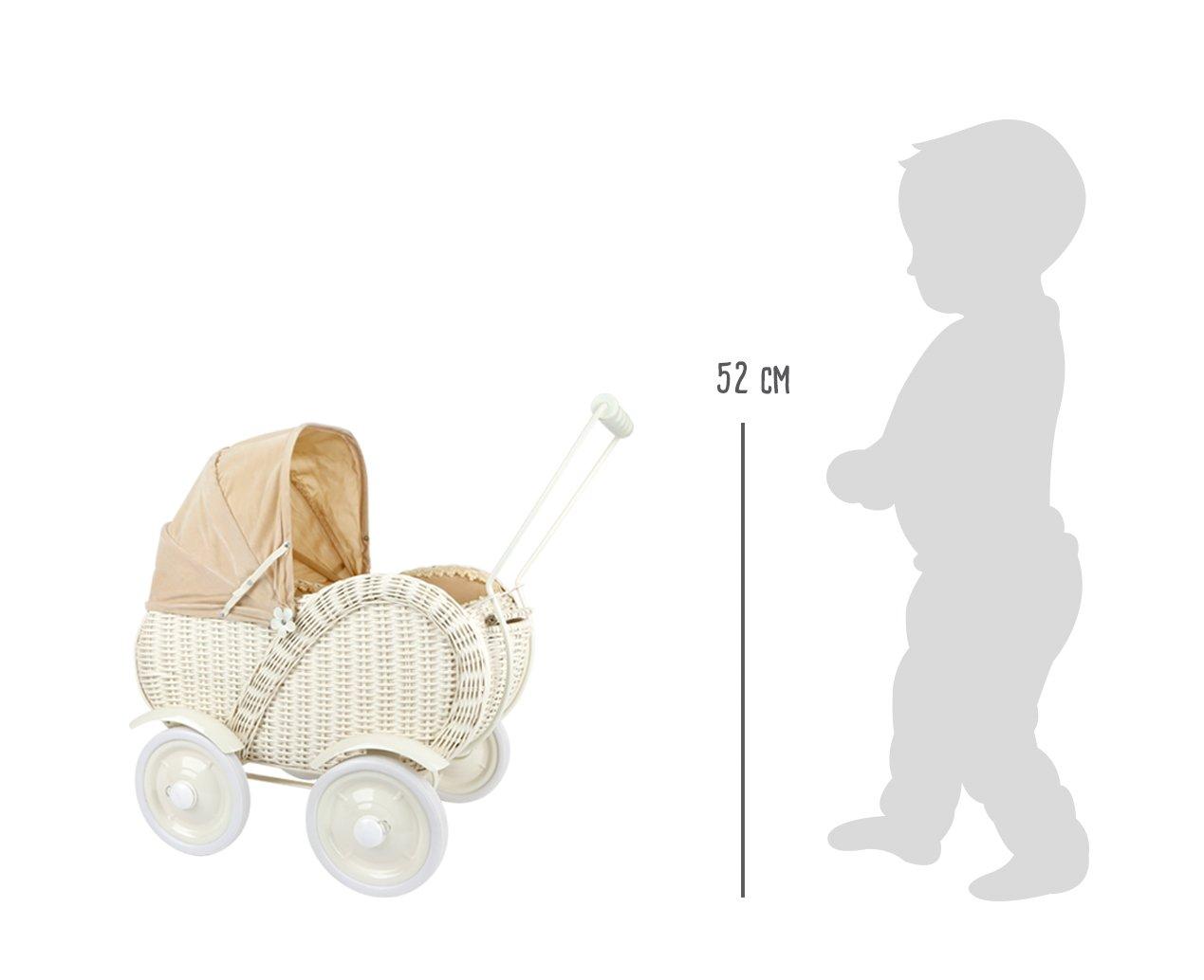 Amazon.es: small foot company Legler 8769 - Cochecito para muñecas Caroline: Juguetes y juegos