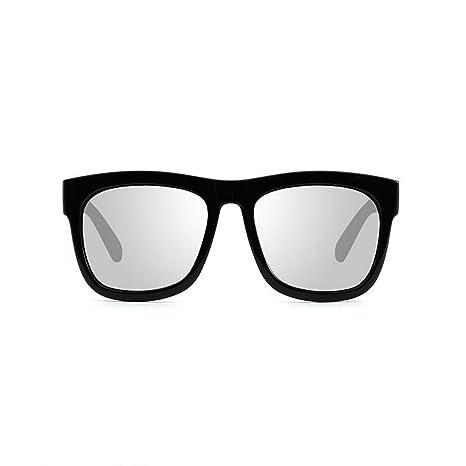 HONEY Große Rahmen Sonnenbrillen Herrenbrillen - Fahren, Freizeit, Reisen ( Farbe : Grey lenses )