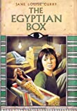 The Egyptian Box, Jane Louise Curry, 0689842732