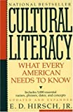 Cultural Literacy, E. D. Hirsch, 0394758439
