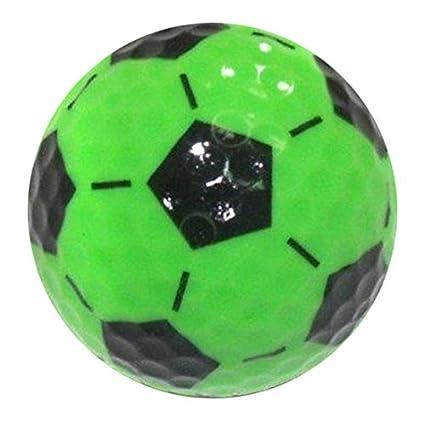Nitro novedad pelotas de golf, tubo – Golf diseño de pelotas de fútbol, 3