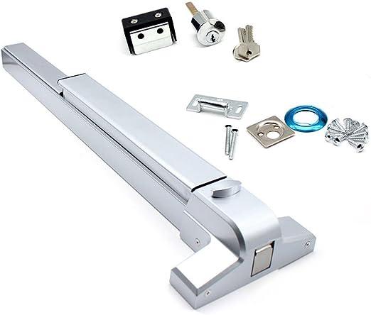 Amazon.com: Barra de presión para puerta, dispositivo de ...