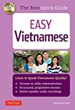 Easy Vietnamese: Learn to Speak Vietnamese Quickly! (CD-Rom included)