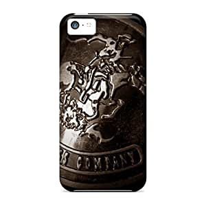 Special Design Back Cowboy Boots Phone Case Cover For Iphone 5c