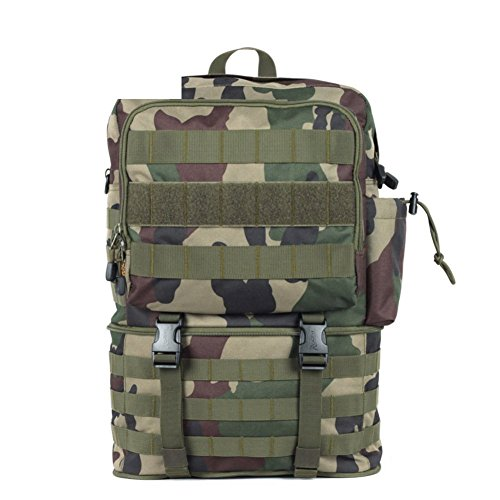 Sincere® Verpackung / Rucksäcke / Mobil / Ultralight Armee Fans Tactical Camping / einzelner Schulterbeutel Sportaußenexpansions-Tarnung 1 30L