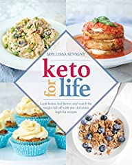 The ketogenic lifestyle has been proven to aid in weight loss and to help people achieve better overall health. Mellissa Sevigny, the voice behind the highly acclaimed food blog I Breathe, I'm Hungry, has been a leader in low-carb, ketogenic ...