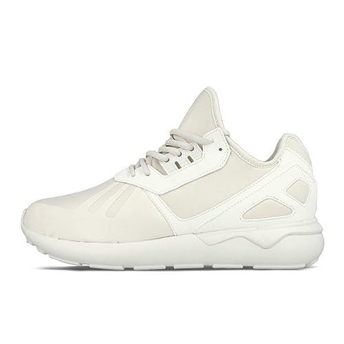 Adidas B24349 - Zapatillas de Correr Originales, Talla 24, Color Blanco Apagado y Rosa grisáceo: Amazon.es: Zapatos y complementos