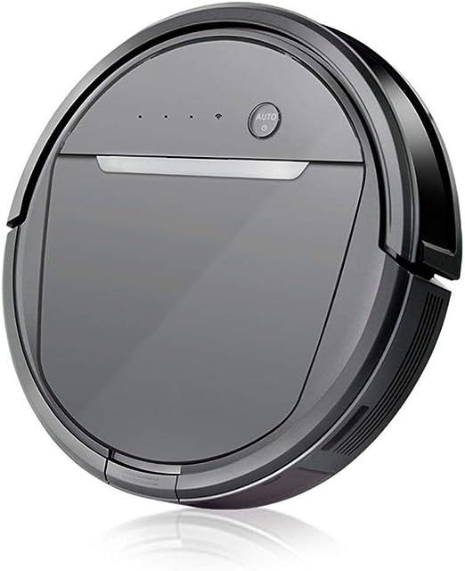 HYL Aspiradora Inteligente Robot Limpiador de Barrido de casa ...