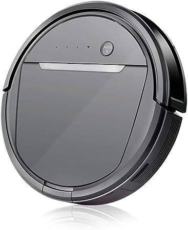 Aspirador robot Robot limpiador de barrido de casa inteligente robot Oficina Robo Aspirador Robot aspirador de Hoover (Color: gris, tamaño: 35 * 35 * 7.9cm): Amazon.es: Hogar