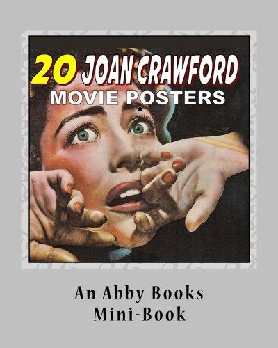 20 Joan Crawford Movie Posters