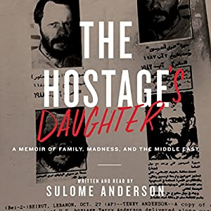 The Hostage's Daughter Audiobook