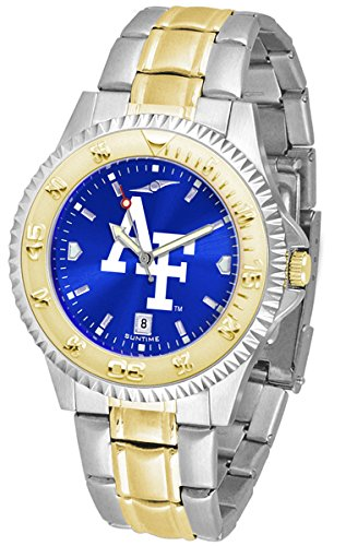 (Air Force Falcons Competitor Two-Tone AnoChrome Men's Watch )