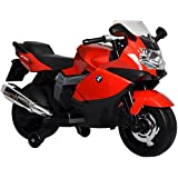 Licensed BMW-K1300S Ride On Motorcycle(Red)