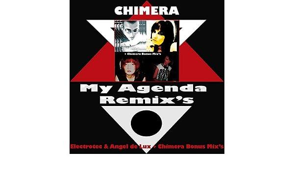 My Agenda (Chimera Electronica Mix) by Chimera on Amazon ...