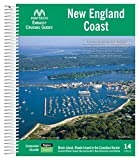 New England Coast Maptech Embassy Cruising Guide 14th Edtion