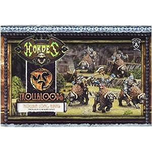 Privateer Press – Hordes – Trollblood: Trollkin Long Riders Model Kit