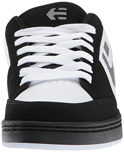 Swivel grey white Skateboardschuhe black Herren Etnies gx4zff