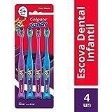 Escova Dental Colgate Tandy 4unid Promo 4un c/ Desconto