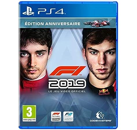 F1 2019 - Edition Anniversaire [Importación francesa]: Amazon.es: Videojuegos