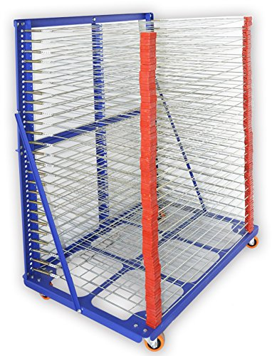 Techtongda Art Drying Rack Screen Drying Rack Screen Printin