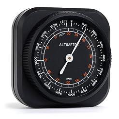 Swift Optical 478 Altimeter/Barometer We...