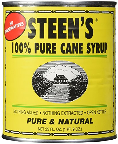 - Steen's 100% Pure Cane Syrup 25oz Can